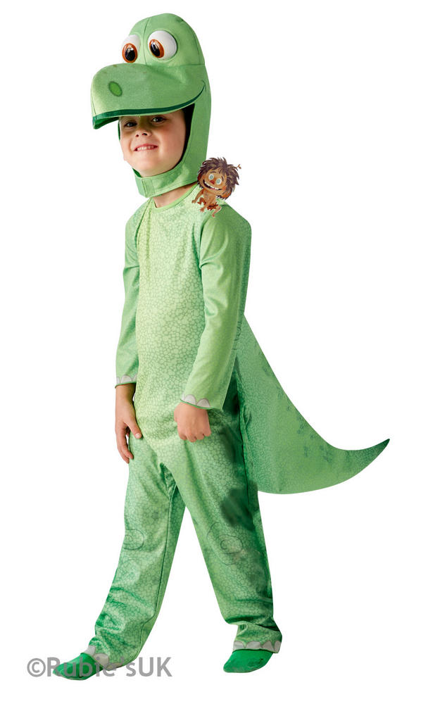 Arlo The Good Dinosaur Fancy Dress Costume