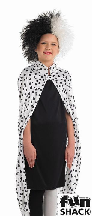 Dalmatian Girl Fancy Dress Costume Thumbnail 1