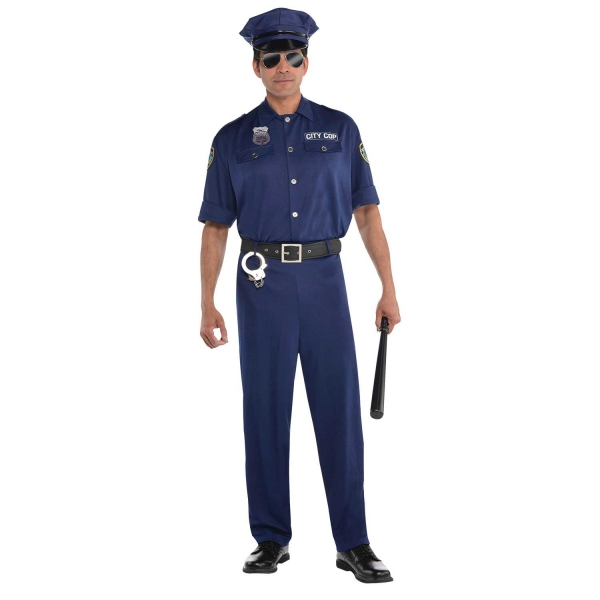 On Patrol Fancy Dress Costume
