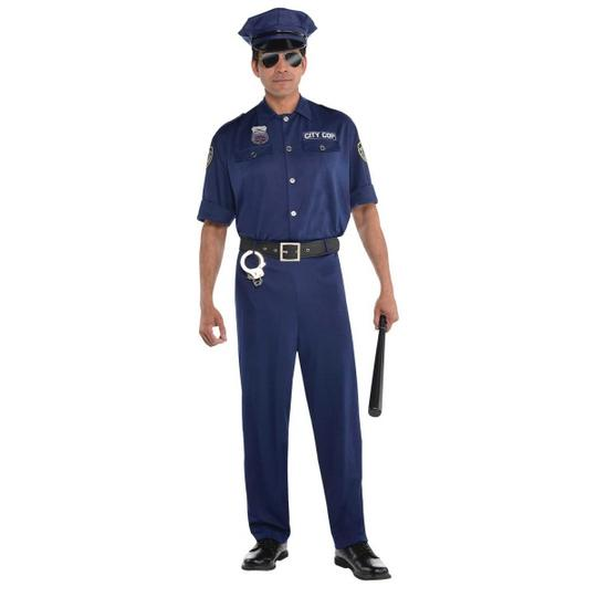 On Patrol Fancy Dress Costume Thumbnail 1