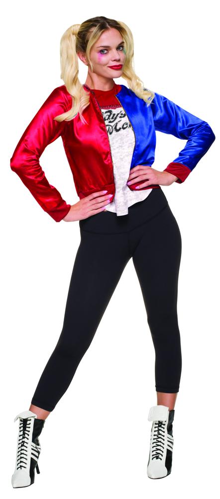 Women's Sucide Squad Harley Quinn Costume Kit