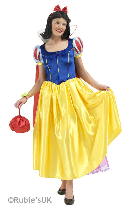 Disneys Snow White Fancy Dress Costume Thumbnail 1
