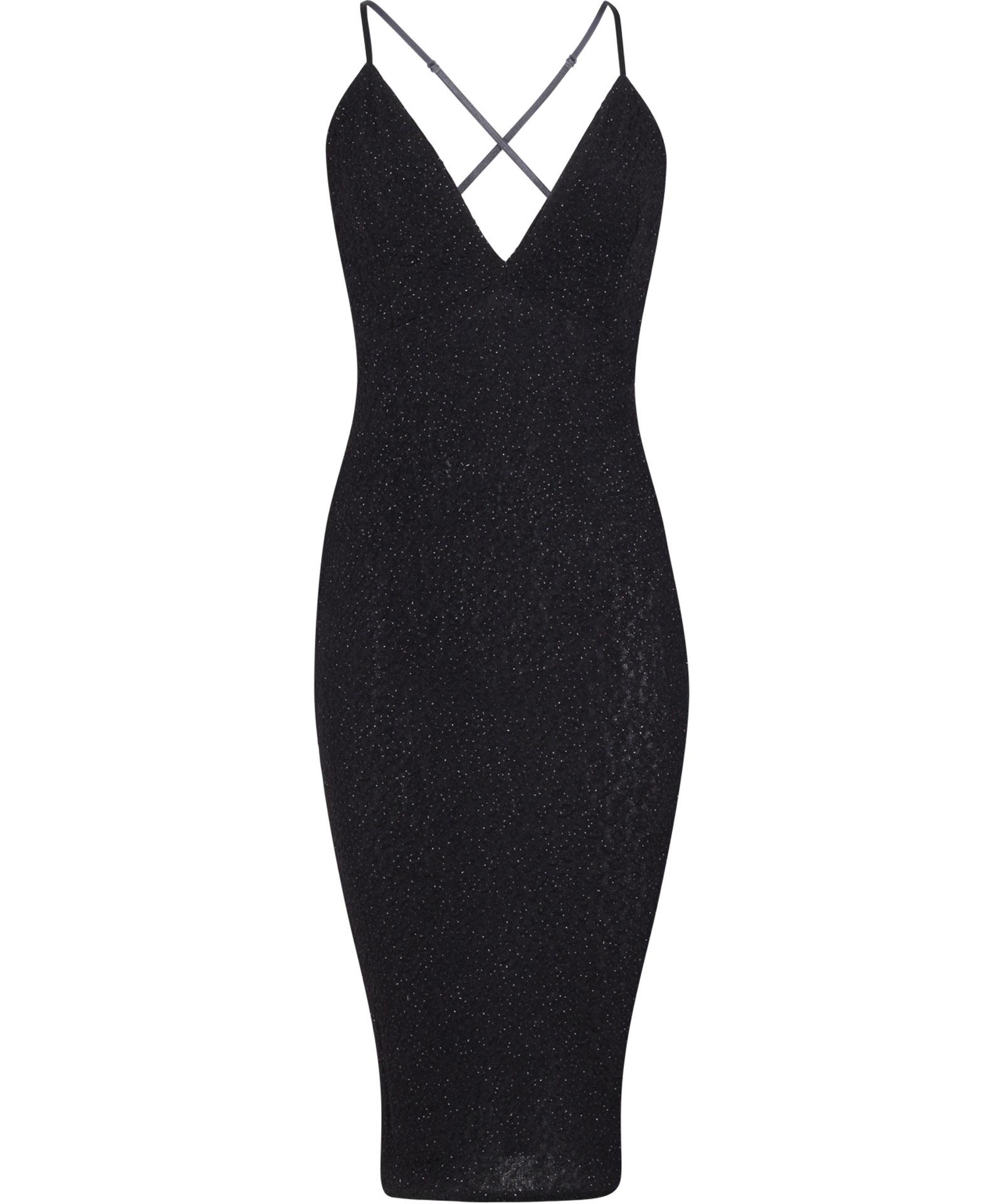 View Item Strappy Midi Dress
