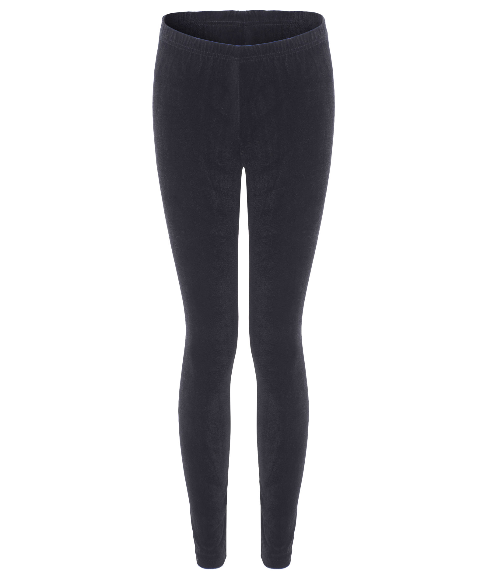 View Item Velvet Velour Ankle Leggings