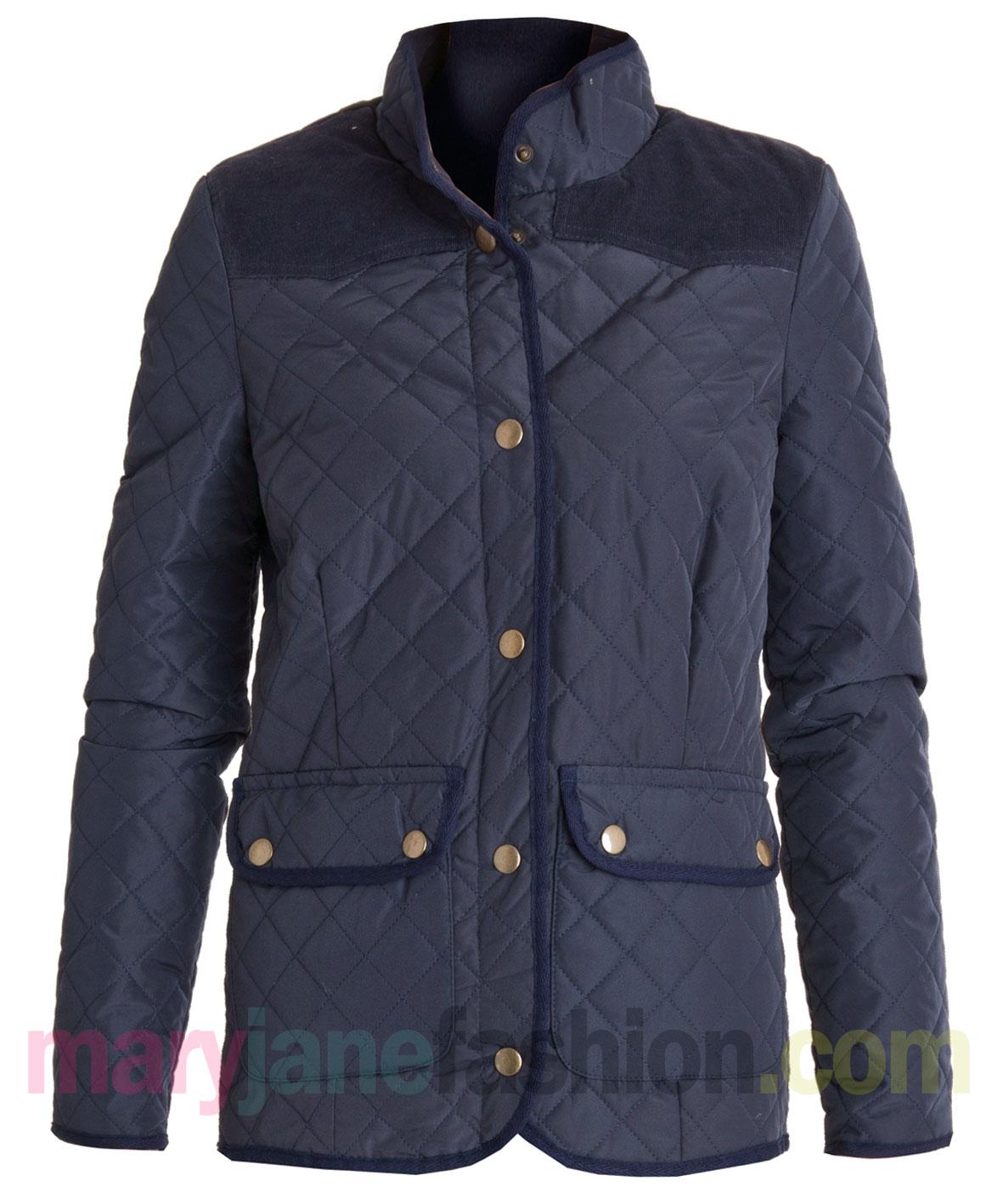 Womens corduroy coat