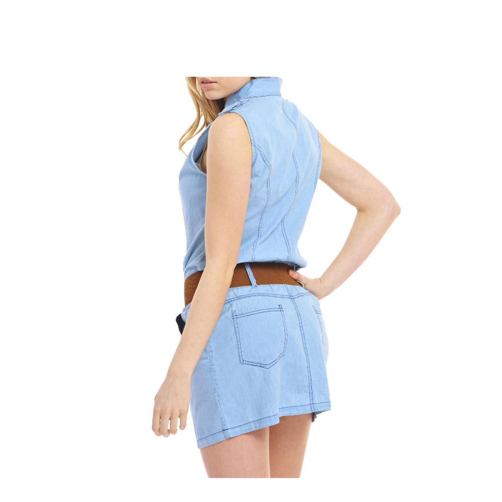 Model For Many Women  Proof That Great Denim Doesnt Have To Cost A Fortune, This 100 Percent Cotton Denim Jacket From H&ampM Is Only $40 We Love How It Looks As Part