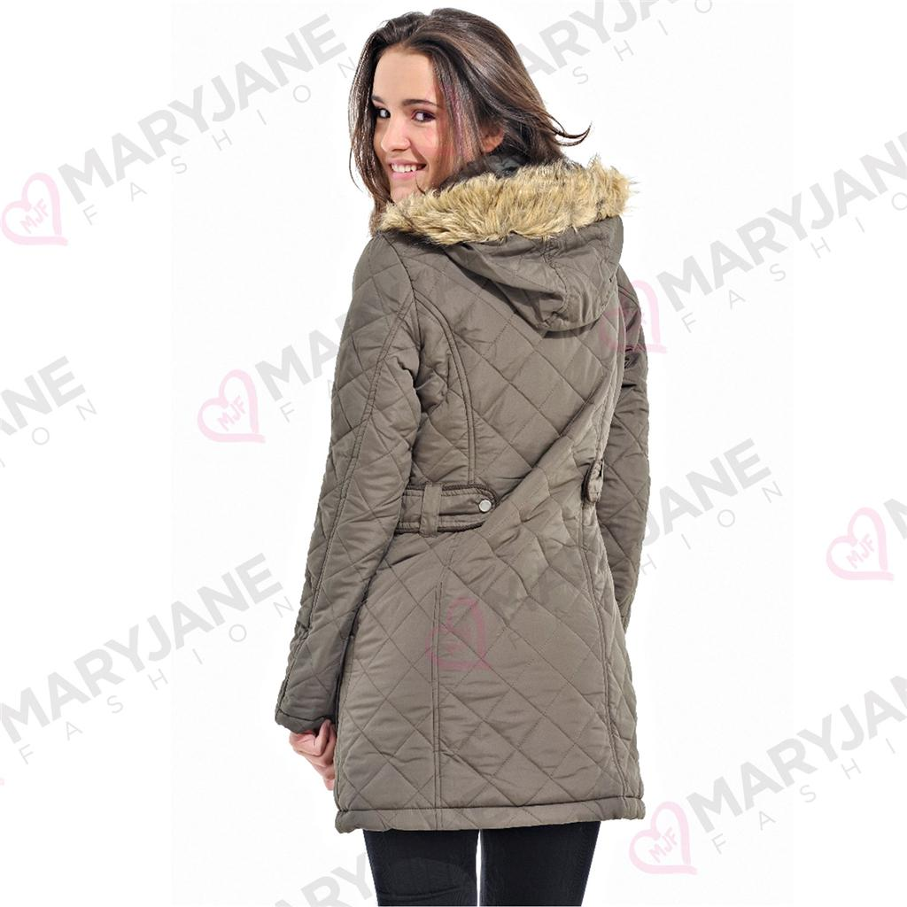 Womens Padded Jacket With Hood Women Clothing Stores