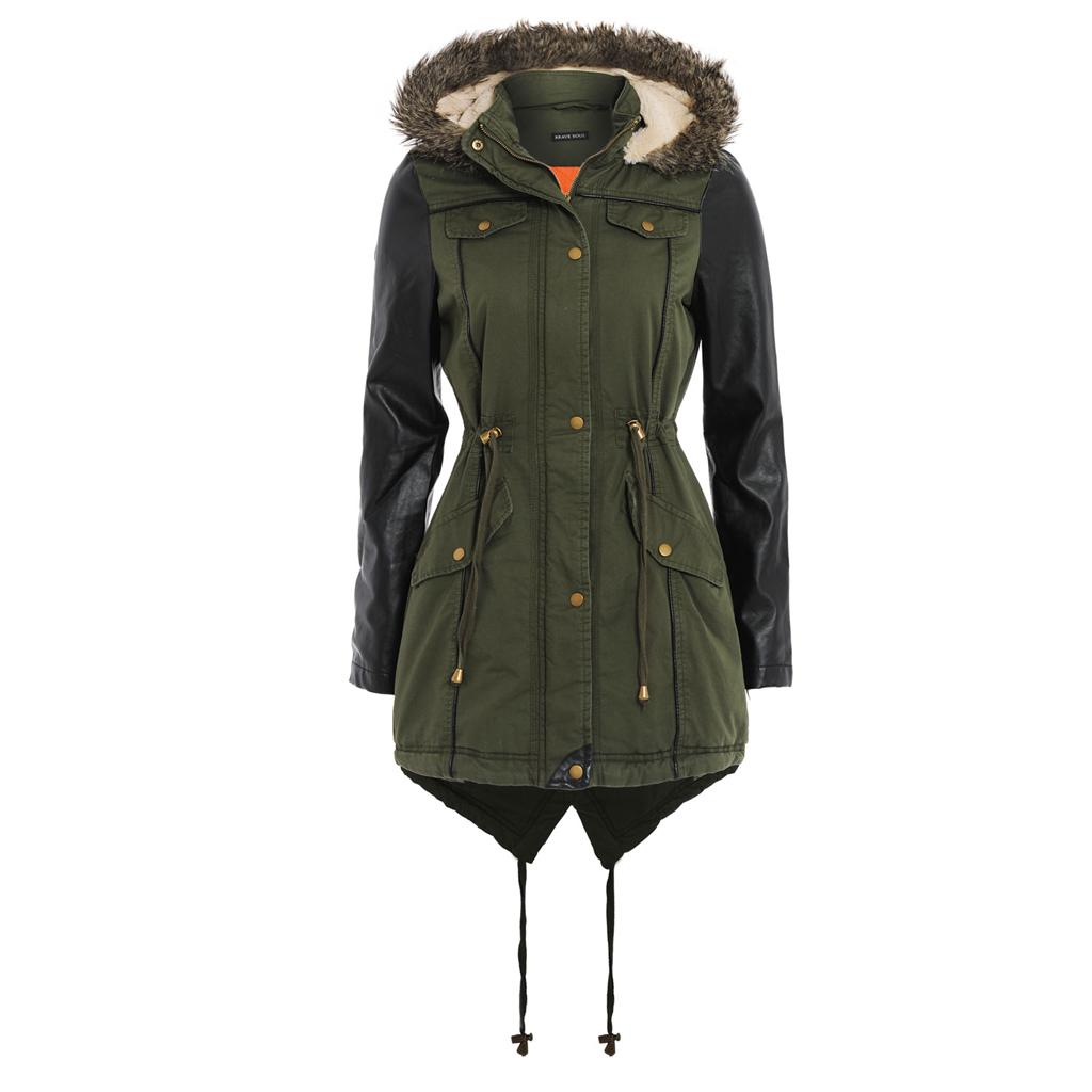 NEW Womens OVERSIZED HOOD PARKA Ladies JACKET COAT FISHTAIL Size 8 10 12 14 16 18 20 £ - £ Prime. out of 5 stars BlendShe Nelly Women's Quilted Coat Parka Outdoor Jacket with Hood. £ Prime. out of 5 stars Aofur Women's Thick Faux Fur Winter Warm Coat Women Long Trench Jacket Parka Plus Size