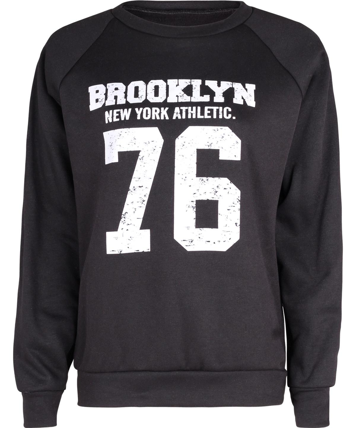 View Item Brooklyn 76 Varsity Sweater