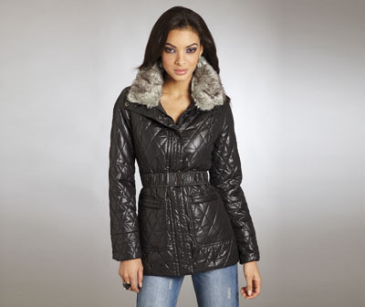 BRAVE SOUL LADIES FITTED QUILTED JACKET BLACK | eBay : brave soul quilted jacket - Adamdwight.com