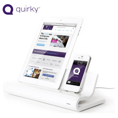 Quirky Converge USB Docking Station Universal Charger For Phone MP3 Player