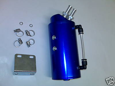 Alloy Oil Catch Tank Bmw E46 E36 M3 Z3 Z4 Coupe Compact Ebay