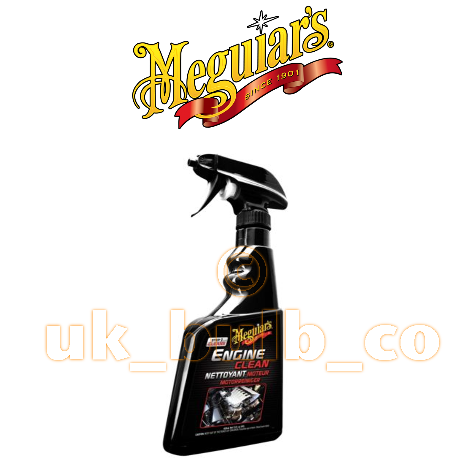 Motorcycle Engine Cleaner : Meguiars ez engine clean spray rinse motorcycle cleaner