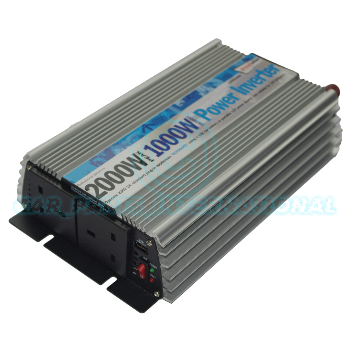 #397992 12v DC To 230v AC Power Inverter Converter 1000W (2000W  Best 4823 Inverter Window Ac photos with 1200x1200 px on helpvideos.info - Air Conditioners, Air Coolers and more