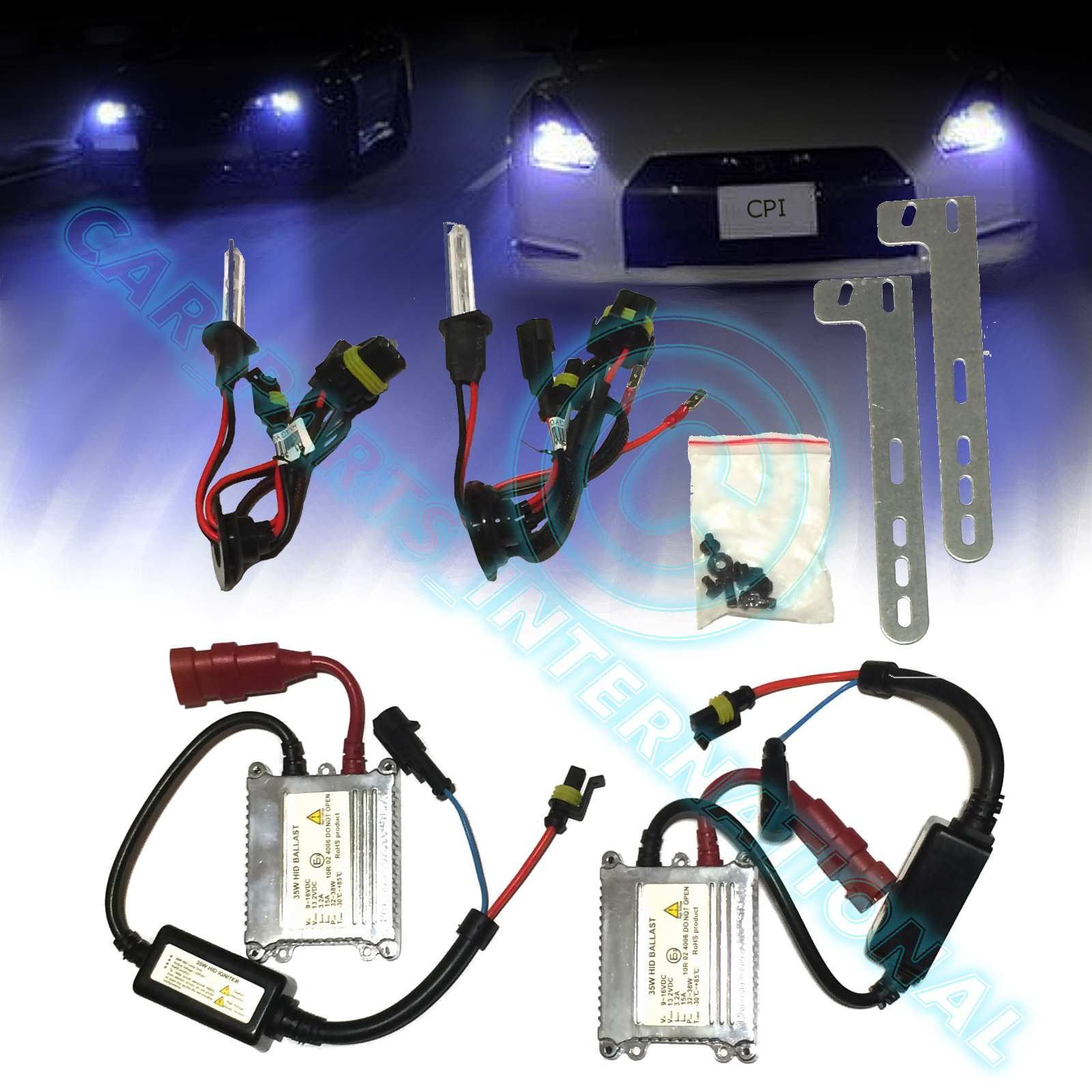 h7 8000k xenon canbus hid kit to fit citroen c4 grand picasso models ebay. Black Bedroom Furniture Sets. Home Design Ideas