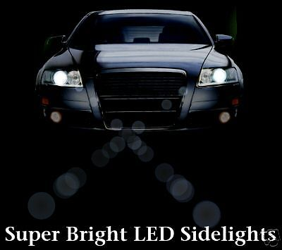 Super White 501 LED sidelight bulbs Daihatsu Sportrak