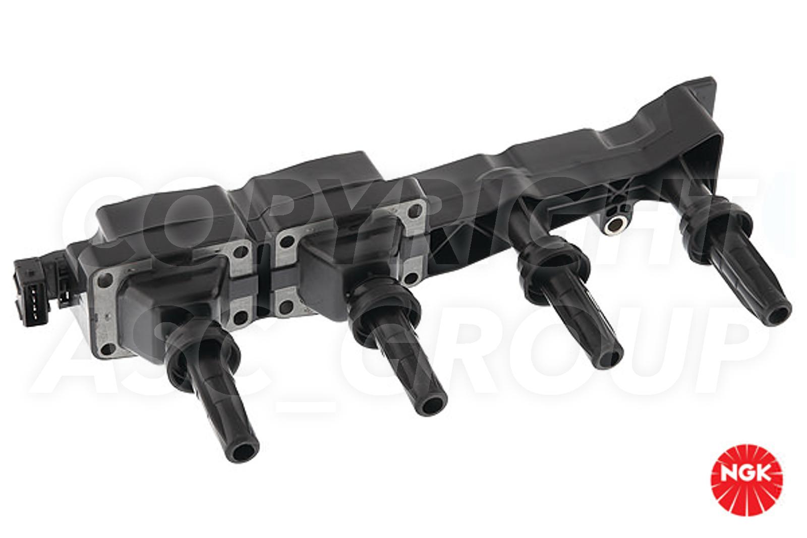 nuevo ngk bobina de carga n mero pieza u6011 n 48045 a precios comerciales ebay. Black Bedroom Furniture Sets. Home Design Ideas