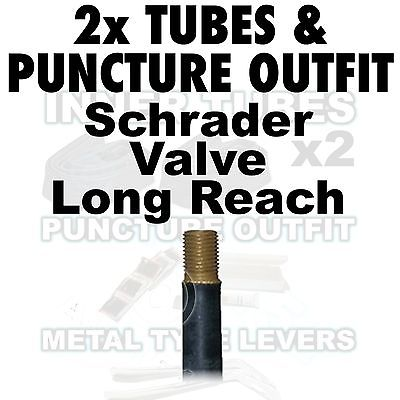 2-Inner-tubes-Puncture-Outfit-Tyre-Levers-10-11-12-14-16-18-20-24-26-700c-ALL
