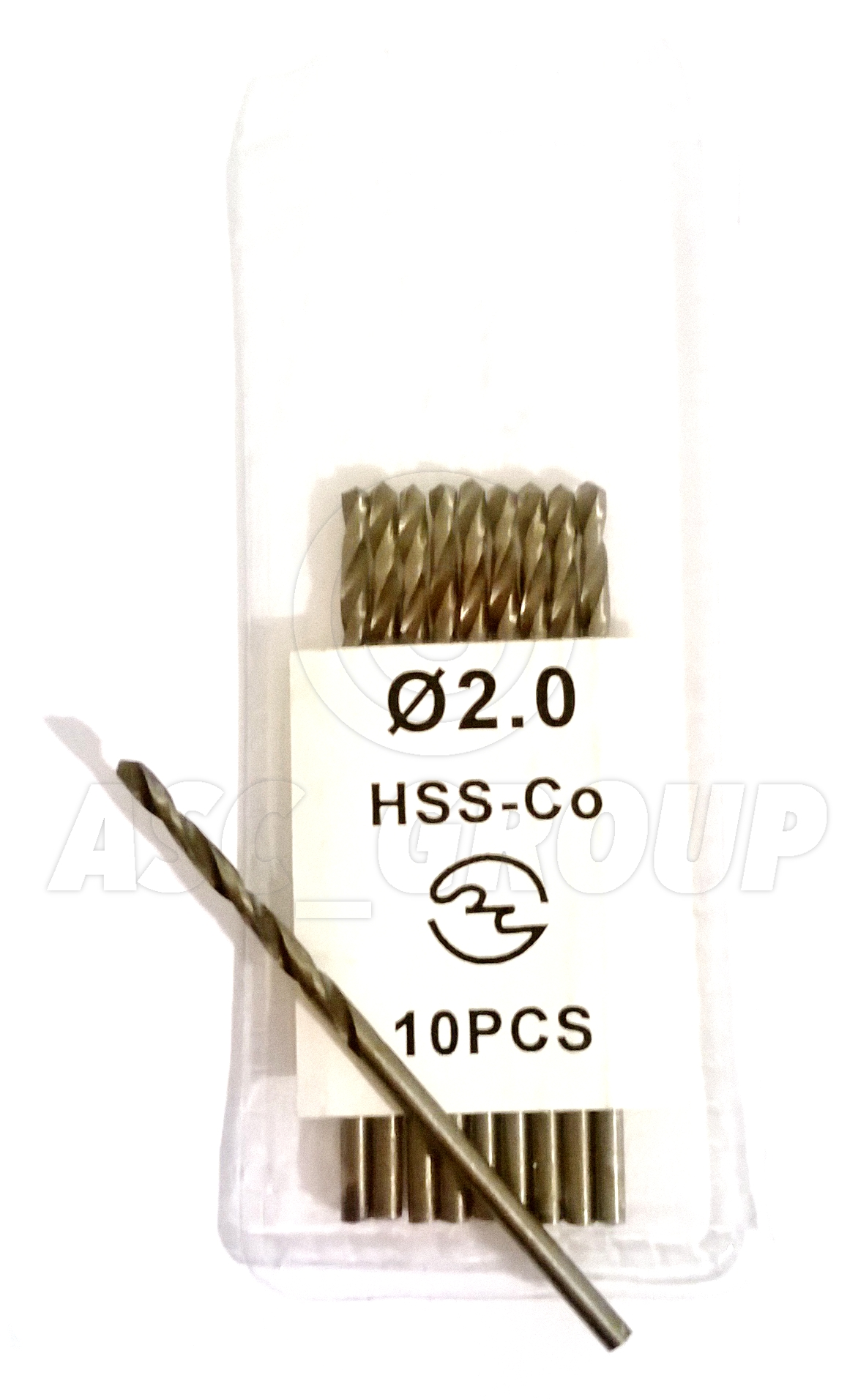10 x 2mm professionell bohrer aufstecker hss co kobalt metall kunststoff holz ebay. Black Bedroom Furniture Sets. Home Design Ideas