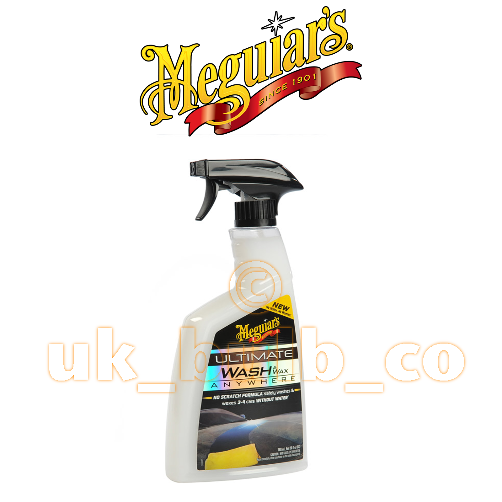 meguiars ultimate wash and wax anywhere 768ml ebay. Black Bedroom Furniture Sets. Home Design Ideas
