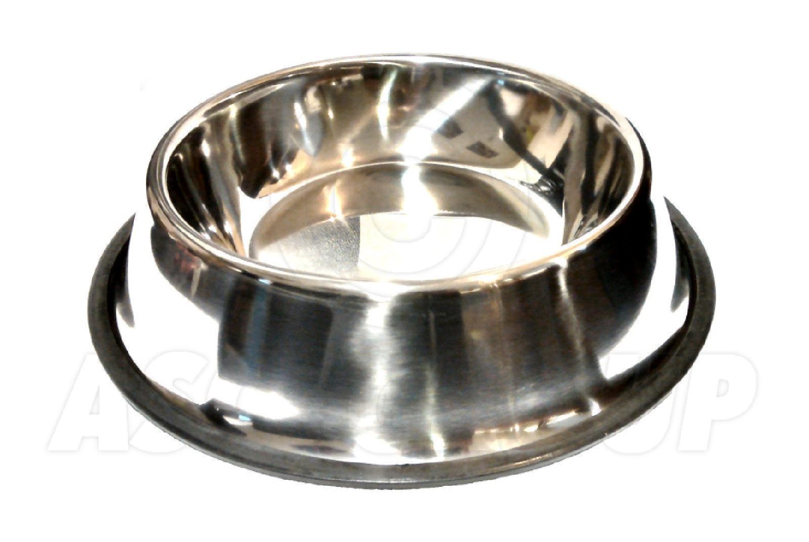 acier inox anti d rapant chien et chat bol d 39 alimentation bol eau 30cm ebay. Black Bedroom Furniture Sets. Home Design Ideas