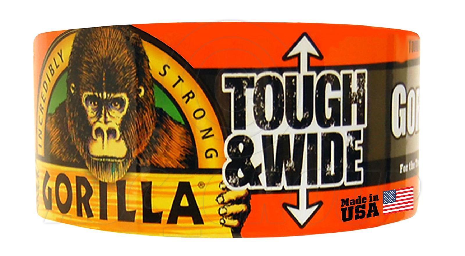 Gorilla Glue Tape - Tough And Wide, Handy Roll & Standard ...