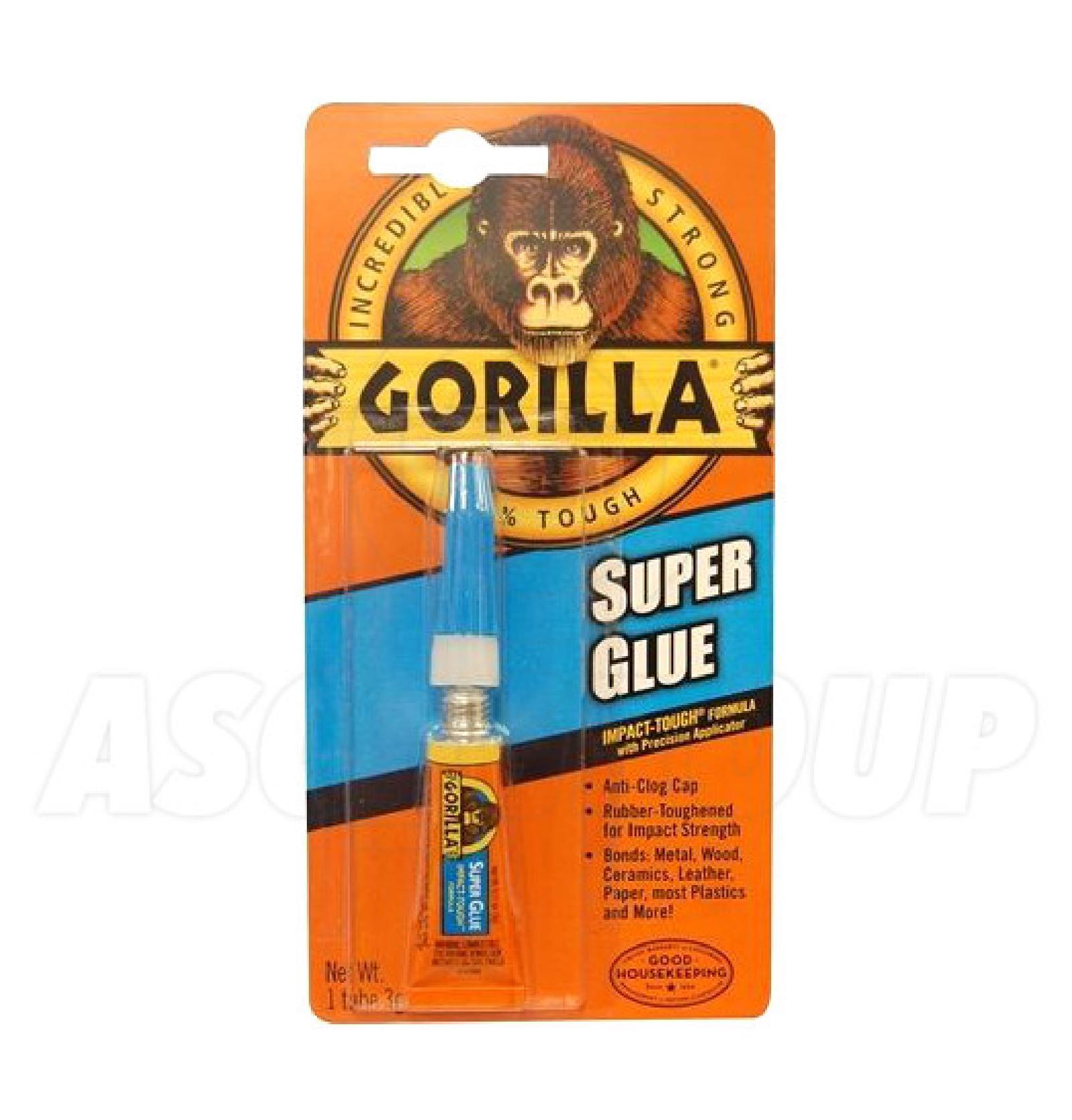 Gorilla Glue Super Glue And Epoxy Multi Purpose