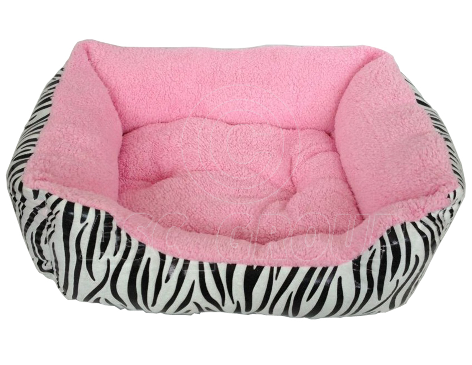 Zebra Print Dog Bed Uk