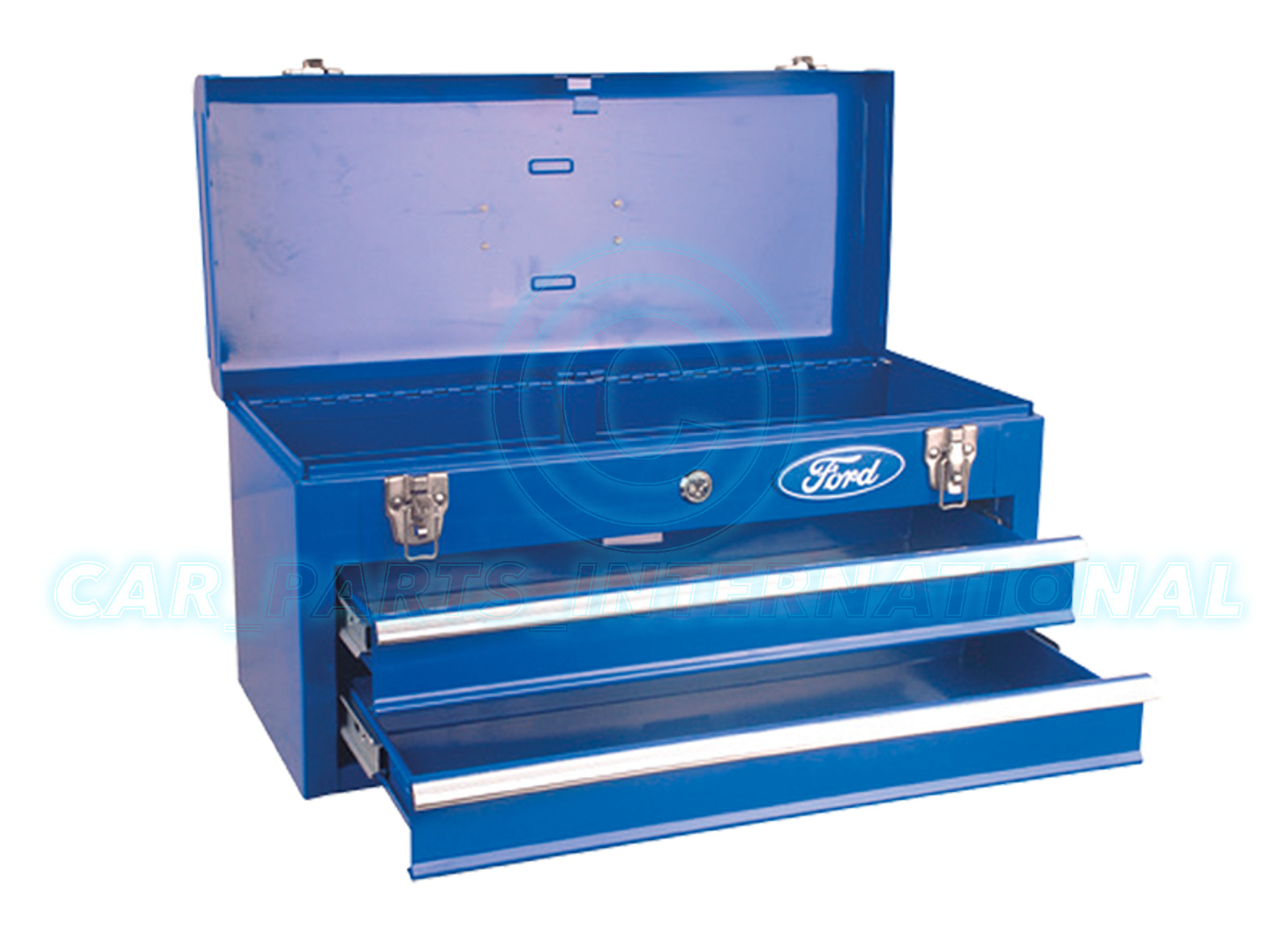 Ford Tool Box : Ford tools metal tool top box with drawers genuine