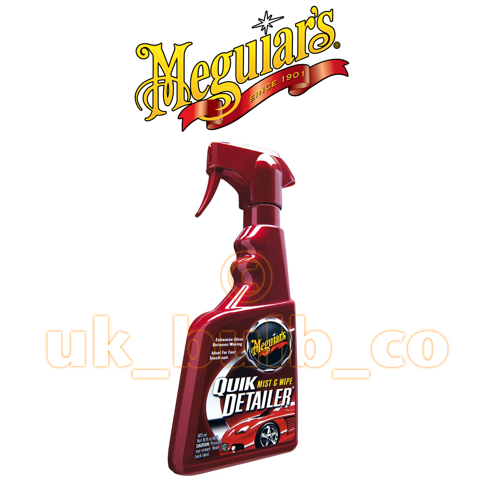 meguiars quik detailer 473ml ebay. Black Bedroom Furniture Sets. Home Design Ideas