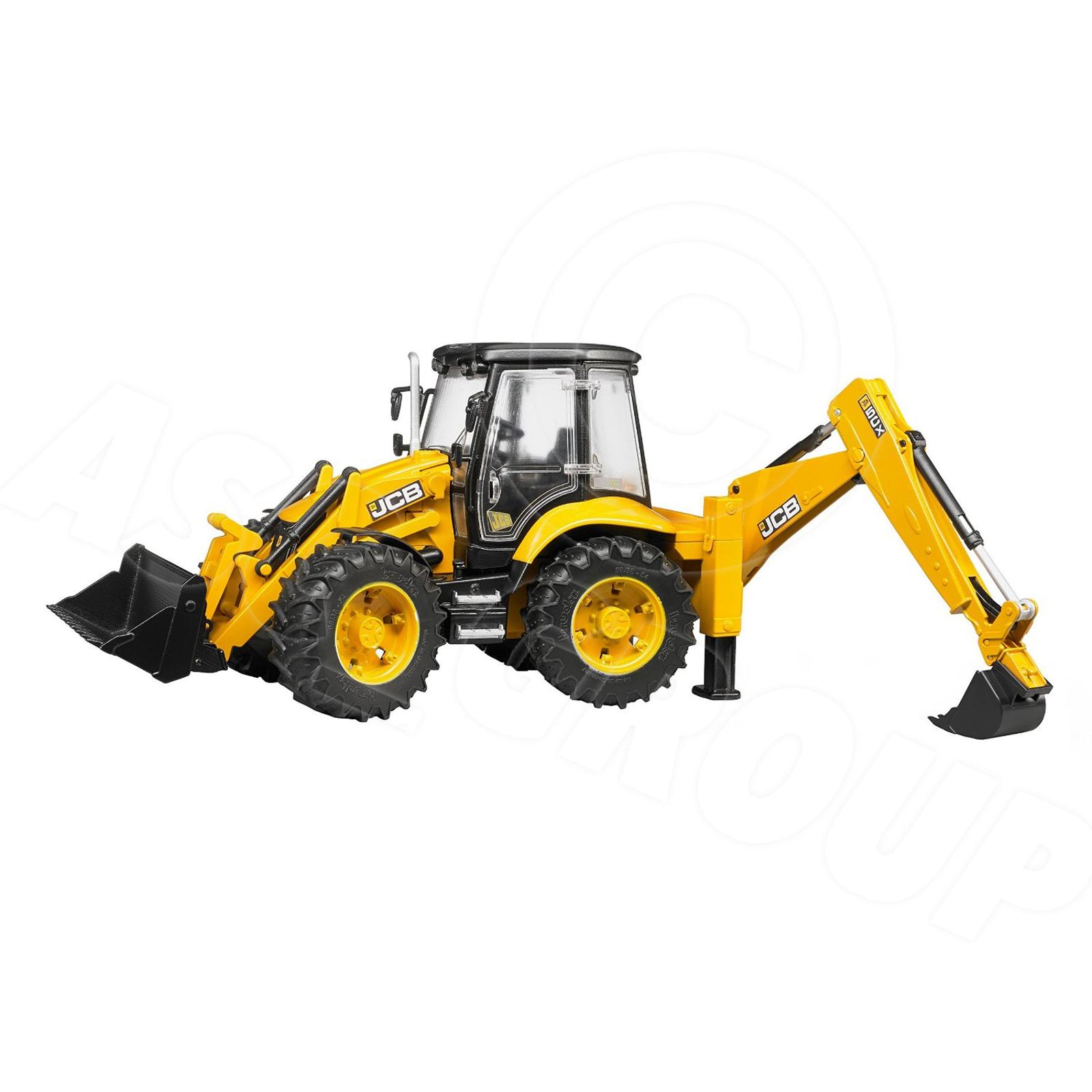 Bruder Toys 02454 Pro Series Jcb 5cx Eco C W Loader