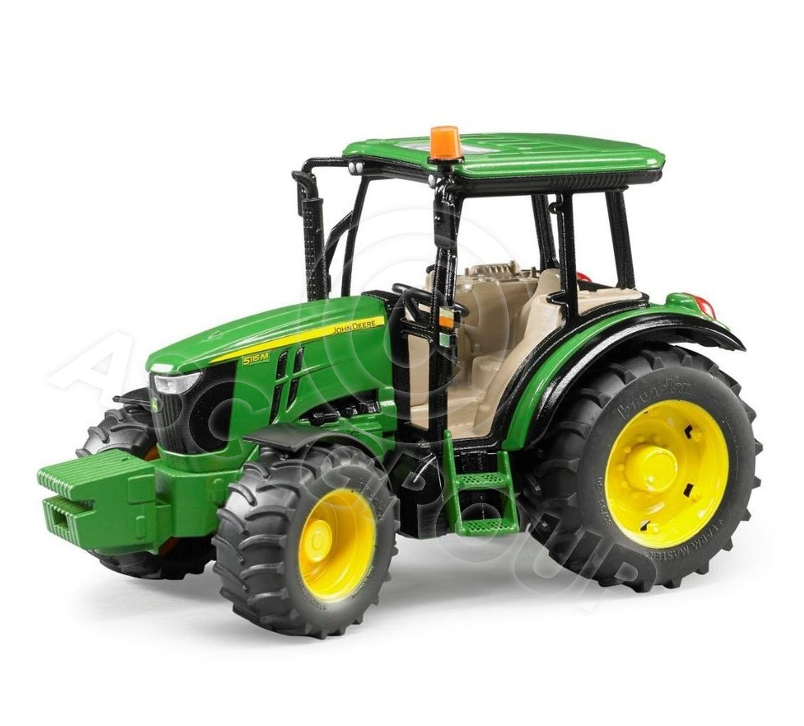 bruder toys 02106 pro series john deere 5115m tractor toy. Black Bedroom Furniture Sets. Home Design Ideas