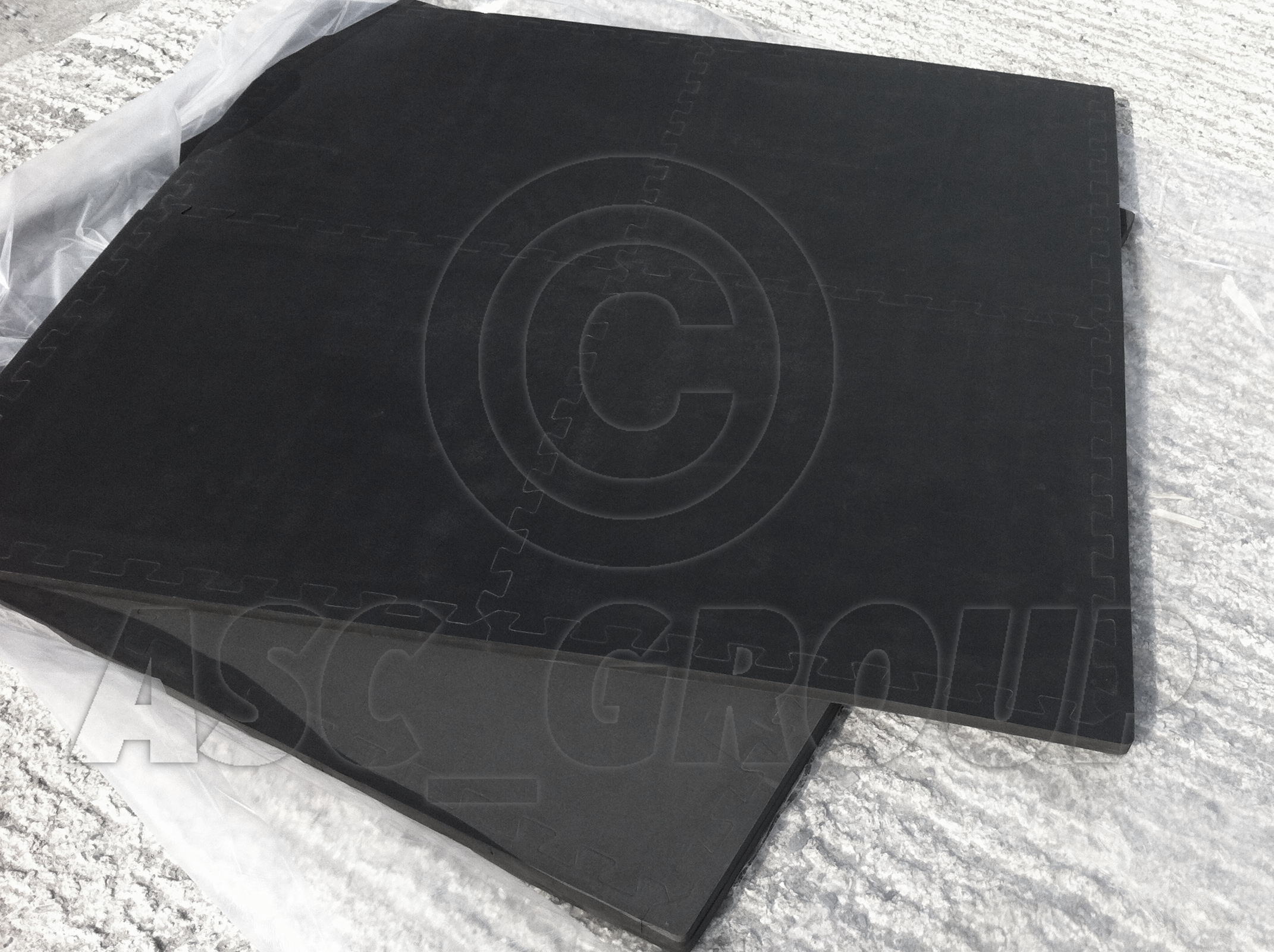 Packs Of 4 Horse Stable Mats Flooring Bedding 18mm Thick