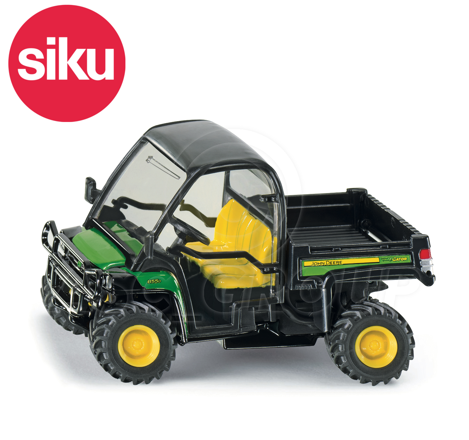 John Deere Gator Accessories >> SIKU NO.3060 1:32 Scale JOHN DEERE GATOR ATV WITH TIPPING BED Dicast Model / Toy | eBay