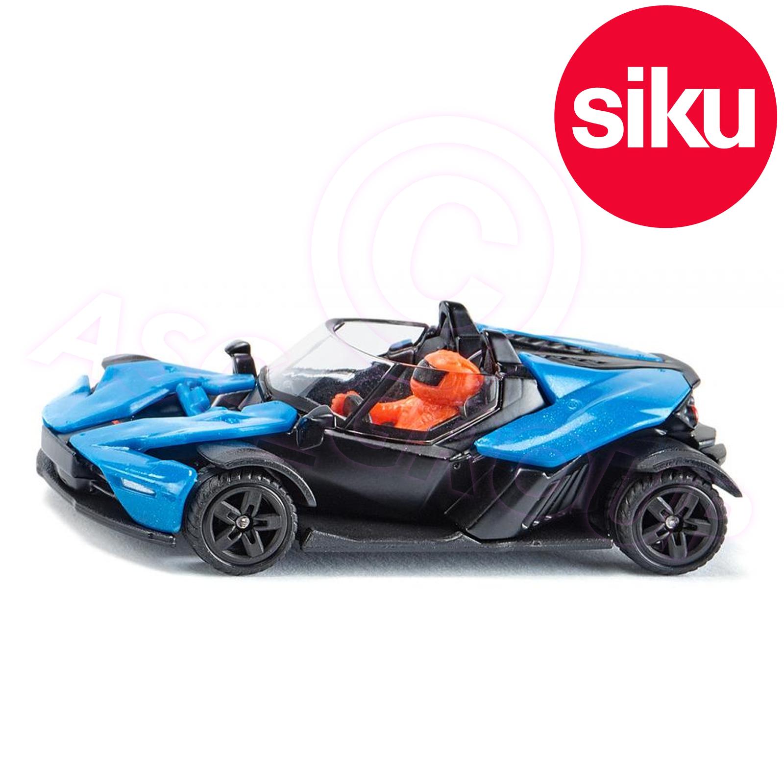 Siku 1436 KTM X-Bow GT XBow Track / Sports Car