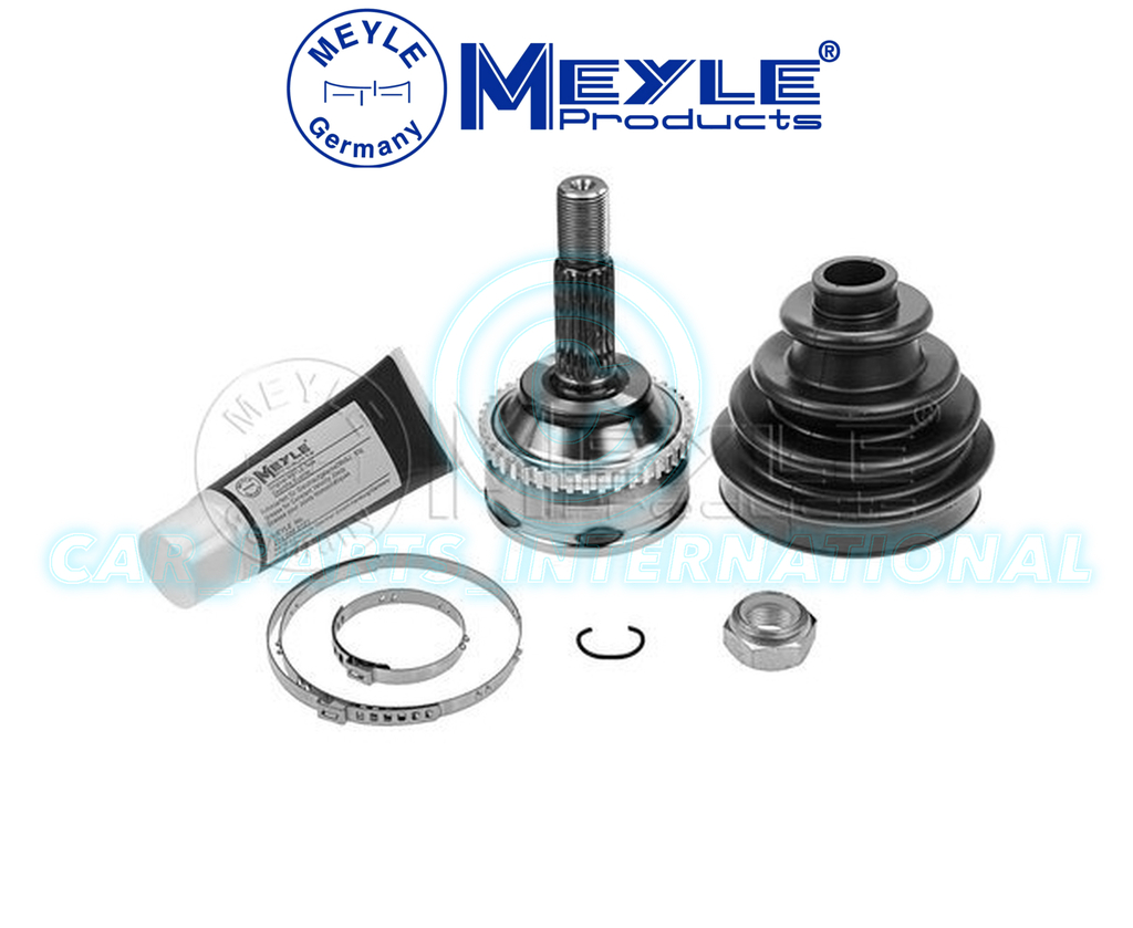 meyle cv joint kit drive shaft joint kit inc boot grease no 16 14 498 0004. Black Bedroom Furniture Sets. Home Design Ideas
