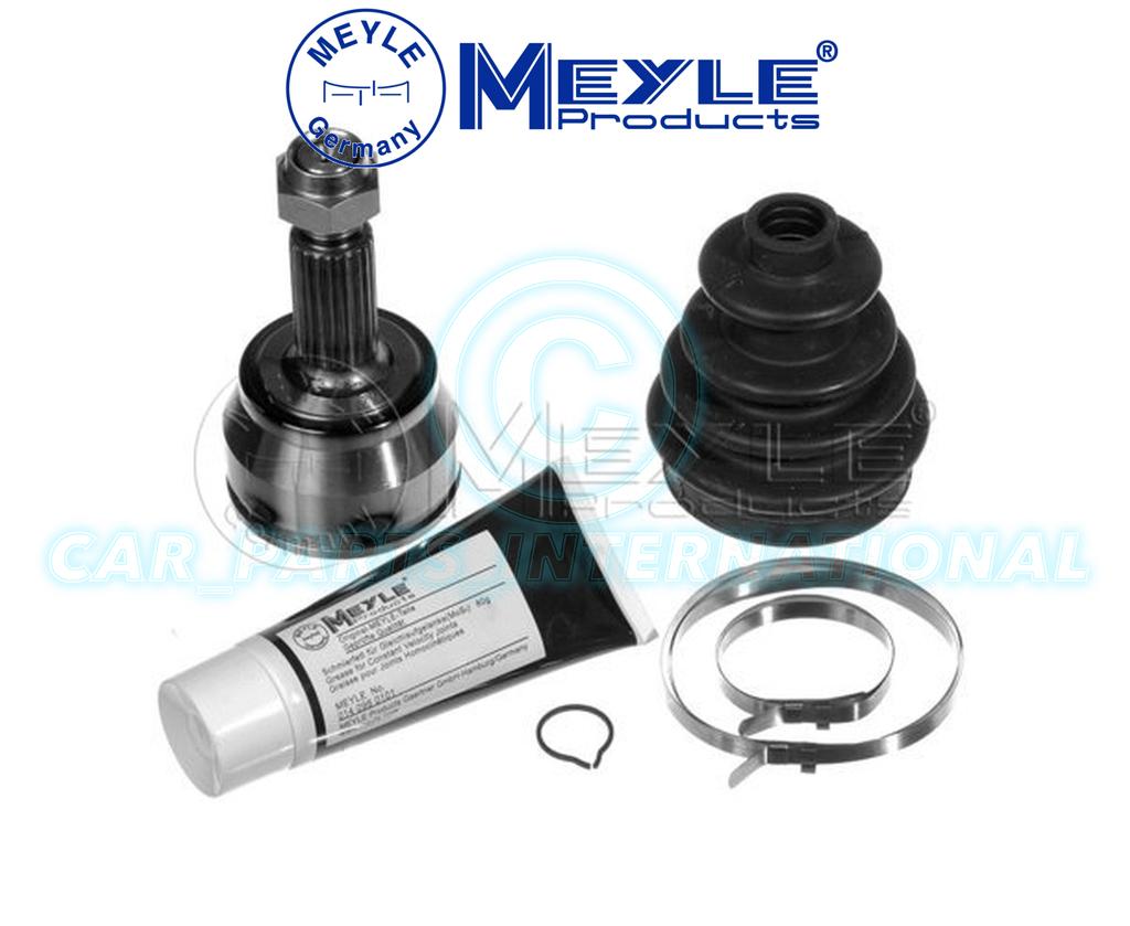 meyle cv joint kit drive shaft joint kit inc boot