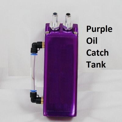 Purple Alloy Oil Catch Tank Can Bmw 1 3 5 Series E46 E36
