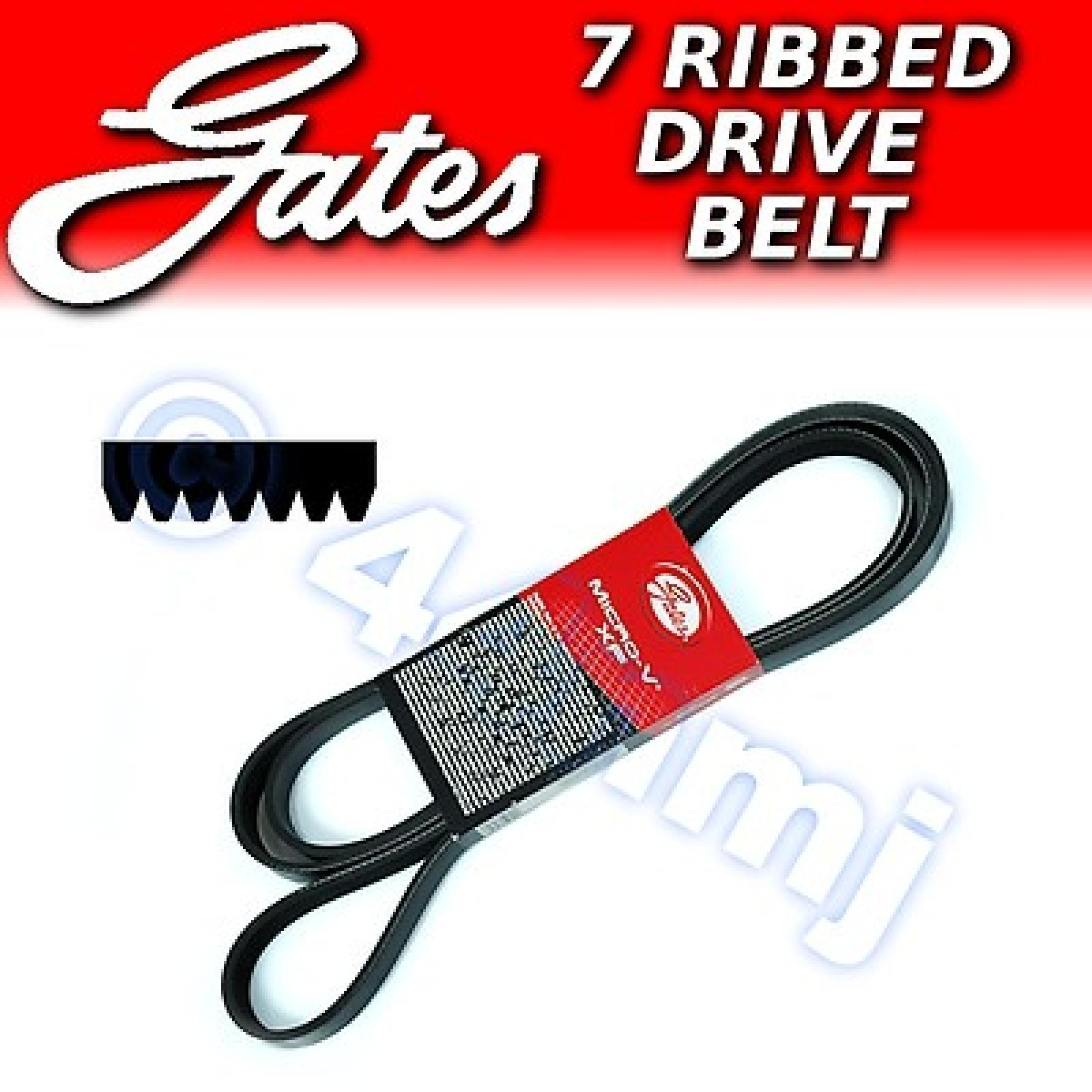 Gates 7pk 1785 7pk1785 Micro V Ribbed Fan Auxiliary