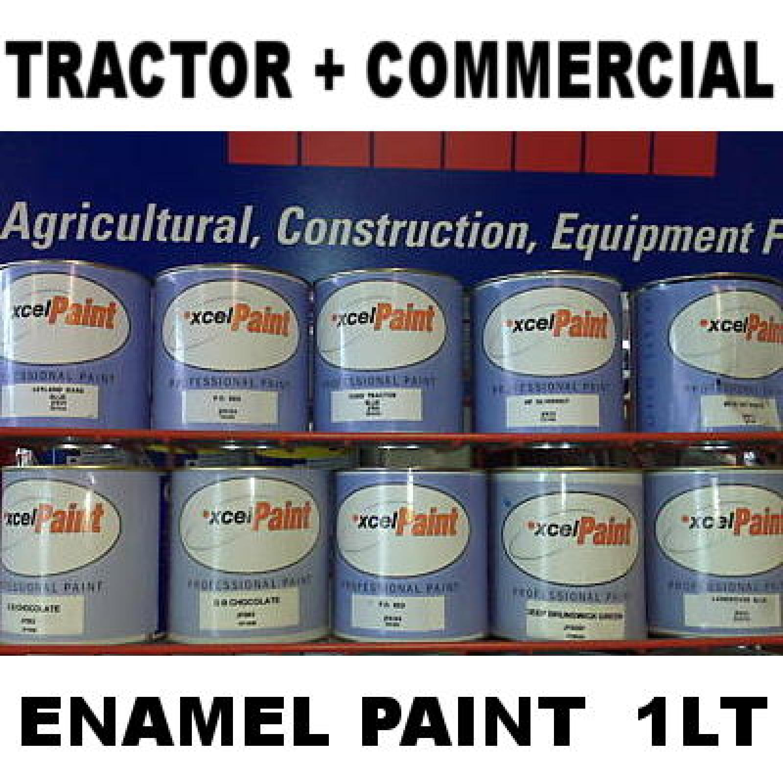 machine enamel paint