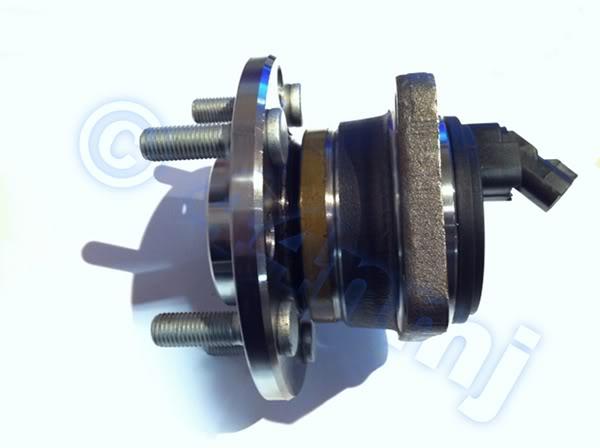 Sealed Bearing Assembly : Jaguar type diesel rear wheel bearing hub assembly ebay
