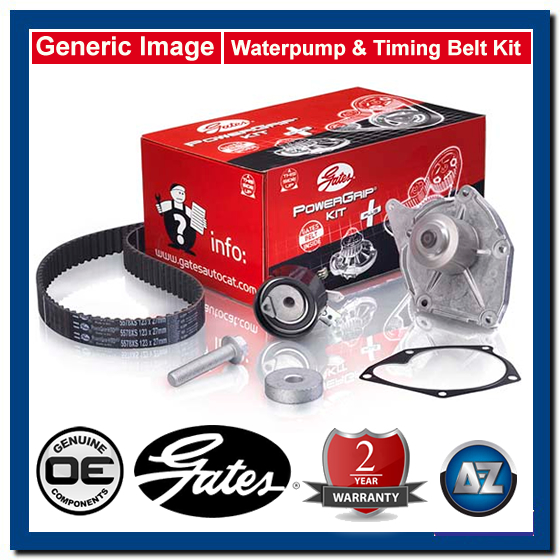 A2069 CAM TIMING BELT WATER PUMP KIT FORD FOCUS MK2 1.6 TDCI HBACK 04-