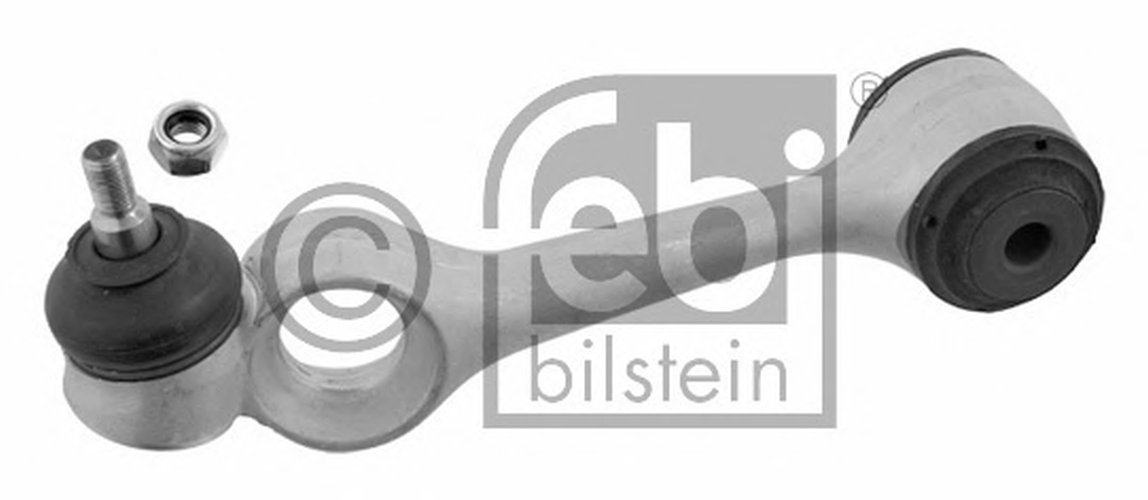 Q1888 FEBI FRONT LEFT UPPER TRACK CONTROL ARM S W116 450 SEL 6.9 SAL 75-80