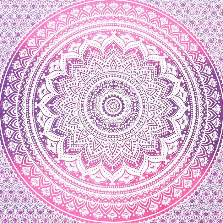 ombre mandala wallpaper - photo #3