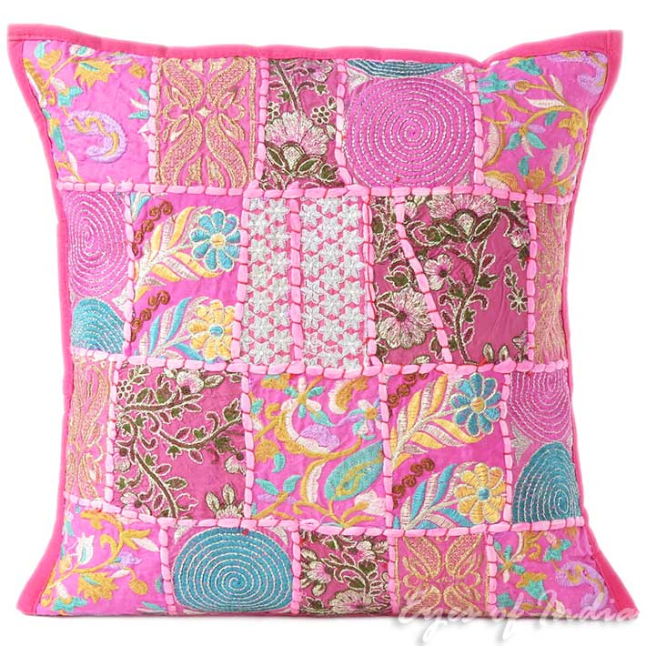 How To Make A Small Decorative Pillow : 16