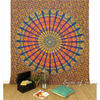 Mandala Tapestry Wall Hanging Bedspread - Queen/Double