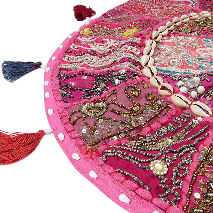 22 rosa patchwork dekorativer boden kissen sitz berwurf for Boden direkt versand