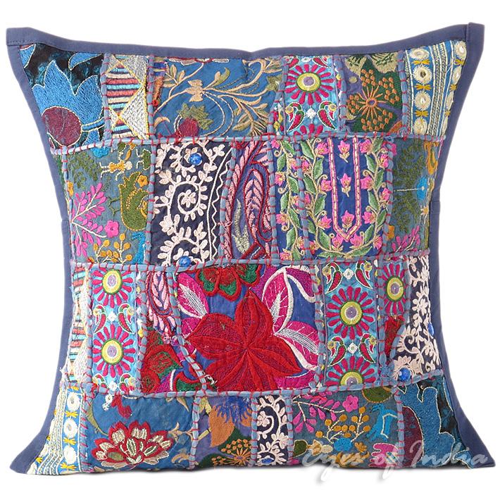 Bohemian Style Throw Pillows : 16