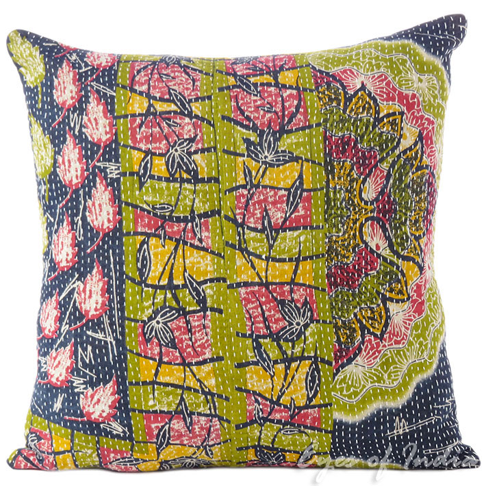 Colorful Bohemian Throw Pillows : 18