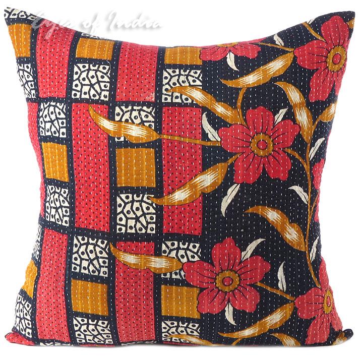 Colorful Bohemian Throw Pillows : 24
